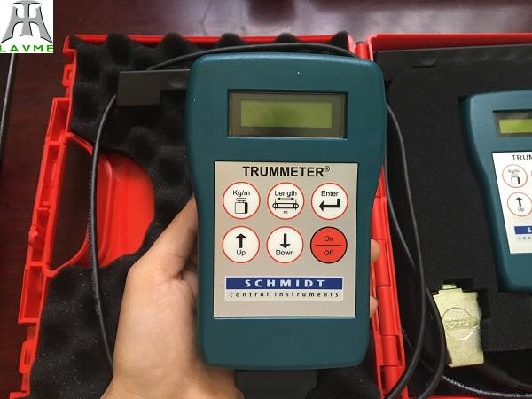 máy đo lực căng dây đai